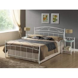 Кровать SIGNAL SIENA белая 140
