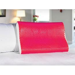 Подушка Askona Ecogel Contour Pink